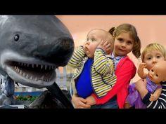 Беби Бон кукла в супермаркете Видео для девочек про куклы пупсики Новые ...