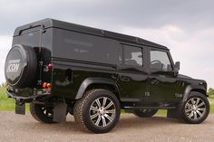 4x4 Defender 90, 110 and 130