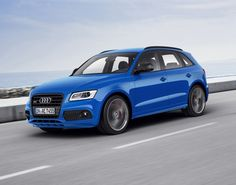 Audi SQ5 TDI Plus : 340 chevaux, rien que ça !