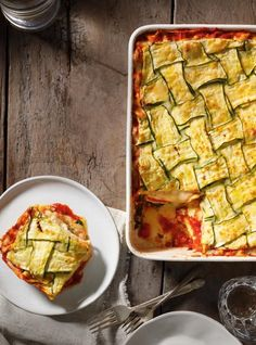 Ricardo's recipe: Roasted Vegetable Lasagna