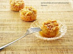 Apple Buttermilk Muffins w Coconut Crumble2