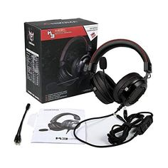 Gaming Headphones, Over Ear Headphones, Mac Laptop, Gaming Headset, Earmuffs, Pc Computer, Noise Cancelling, Xbox One, Light Colors