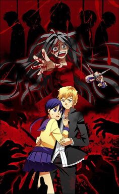 Corpse Party... ah, the memories of this delightfully-screwed up game.