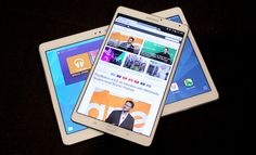 Engadget: Up close and personal with Samsung's vibrant Galaxy Tab S