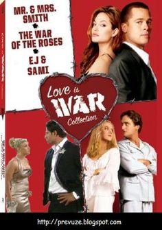 Mr. & Mrs Smith and The War of the Roses - Amateurs compared to Sami & EJ