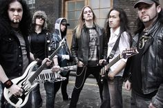 Herman Li, Sam Totman, Vadim Pruzhanov, Dave Mackintosh, Frederic Leclercq, and Marc Hudson.