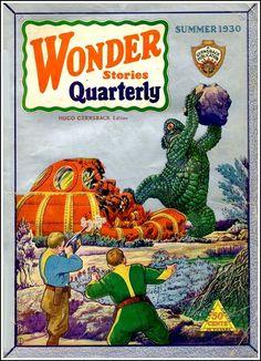 Wonder Stories