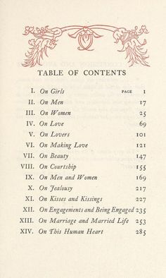 Hints for lovers by Arnold Haultain. Boston : Houghton Mifflin, 1909. Designed by Bruce Rogers.