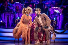 Strictly Come Dancing 2015 - Brendan and Kirsty - Week 3