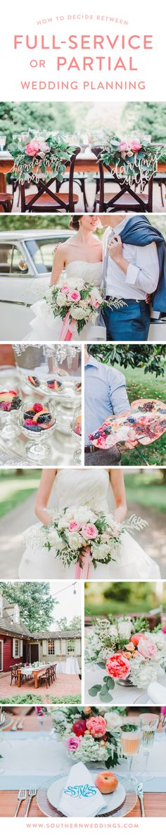 How decide between full service or partial wedding planning… Event Planning, Wedding Planning, Wedding Stuff, Dream Wedding, Grace To You, Best Memories, Plan Your Wedding, How To Plan, How To Make