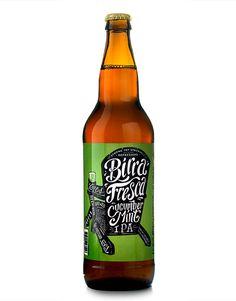 R&B Brewing's Birra Fresca Designed by Saint Bernadine