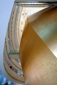 Onassis Cultural Centre Athens  Athens, Greece  http://www.travelandtransitions.com/destinations/destination-advice/europe/
