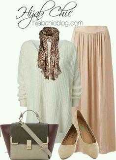 91 Best 01 Padu Padan Baju Images Hijab Outfit Hijab Styles