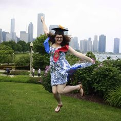 Graduated! #photography #chicagophotographer #chicago #skyline #graduation