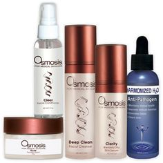 Osmosis Blemish Oily Skin Care Kit