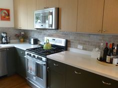 Kitchen remodel - ideas and lessons learned. contemporary kitchen Houzz Tour: Small Eclectic San Francisco Family Home