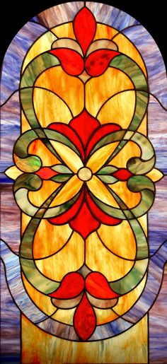 Love the design but not the pallette Faux Stained Glass, Stained Glass Lamps, Stained Glass Designs, Stained Glass Panels, Stained Glass Patterns, Mosaic Glass, Rock Painting Patterns, Painting Templates, Painted Rocks Kids