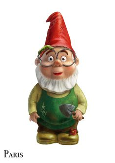 Gnomeo And Juliet Characters | Image of Gnomeo and Juliet (Paris) - Screened