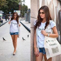 Front Row Shop Vest, Maison F T Shirt, Maison F Bag, Maison F  Jeans