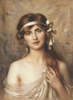The White Ribbon by Albert Lynch