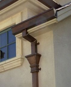 Pictures of installed copper gutters we have provided | Concord ...