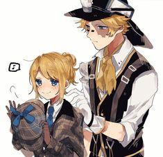 Kuroko Chibi, Detective, V Cute, Blonde Hair Girl, Identity Art, Persona 5, Ship Art, Manga Drawing, Haikyuu Anime