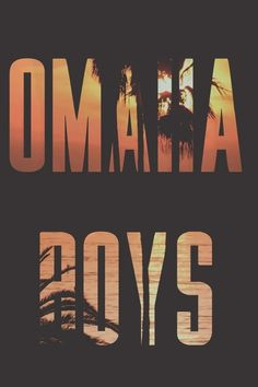 guy: wanna go out me: cant sorry guy: but why? me: i only go for Omaha Boy and your clearly not one of them *flips hair and walks away like a boss ass bitch*