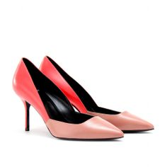 Pierre Hardy - TWO-TONE LEATHER PUMPS
