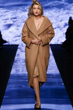 MaxMara F/W 2015-16. Click on the image to see the entire show.