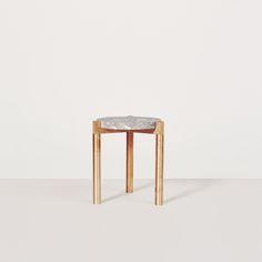 Tube Table High by Michael Verheyden