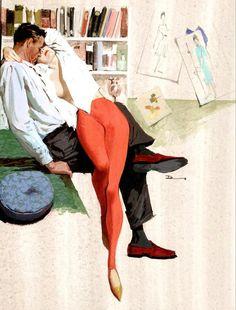 Illustration by Ernest Chiriaka