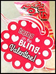 valentine ring pop ideas