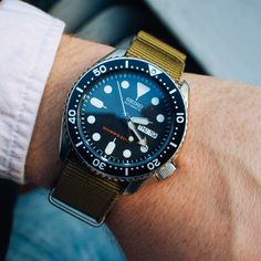 Seiko Watch You Can Buy Under $250  http://www.amazon.com/Seiko-SKX007K-Divers-Automatic-Watch/dp/B000B5MI3Q