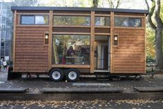 Frank Lloyd Wright-inspired RV: 'Prairie-style' house on wheels (photos)   OregonLive.com
