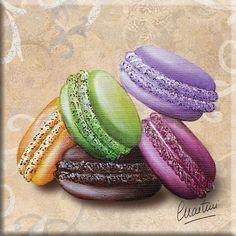 Macarons (Catherine Martini)