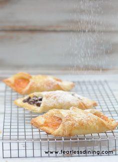 Flakey Gluten Free Pastries  http://www.fearlessdining.com