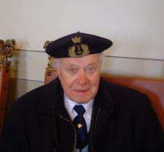 """Morto Raimondo Mazzola, uno degli eroi marchigiani nella leggenda del sommergibile Scirè, unico sopravvissuto dell'equipaggio del sommergibile, """"tradito"""" ed affondato ad Haifa."""