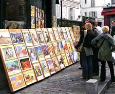 the artist s village of paris