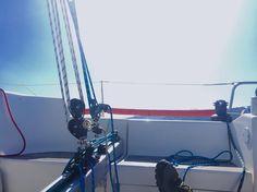 Quite day sailing!! #sail #sailor #sailing #sailors #sailboat #sea #sealife #sun #iphone #iphone6 #iphoneonly #iphonography #iphoneography #instagram #instagramer #instagramers #instagramhub #instagrammers #atlantic #atlanticocean #ocean #straitofgibraltar #tarifa #spain by alfsanpol1