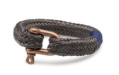 Dark Gray € 59,95 The Barato Bob has a 5mm shackle and it's 11mm wide.