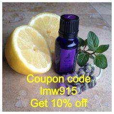 LLP, Lemon, Lavender and Peppermint