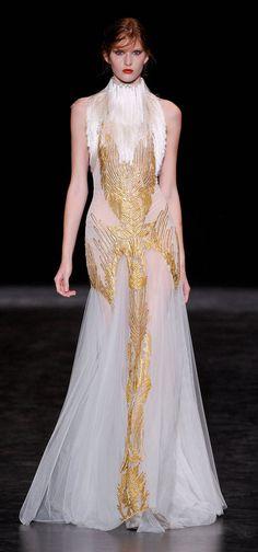 Basil Soda Paris Fashion Week Fall Winter 2013 Haute Couture