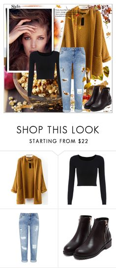 """""""SheIn 3/ XV"""" by emina-095 ❤ liked on Polyvore featuring Miss Selfridge and shein"""