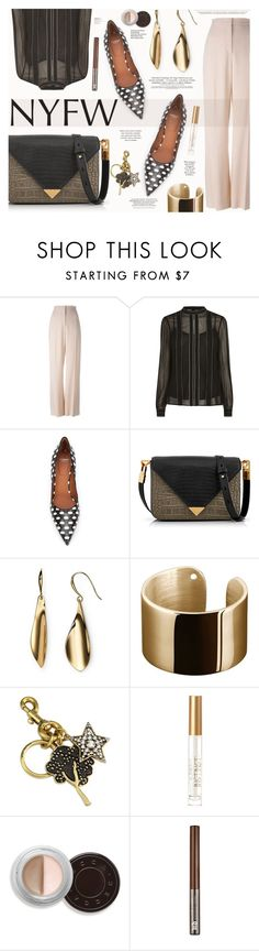 """What to Pack: NYFW"" by katarina-blagojevic ❤ liked on Polyvore featuring STELLA McCARTNEY, Karen Millen, Givenchy, Alexander Wang, Robert Lee Morris, Ekria, Marc Jacobs and Urban Decay"