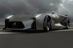 Nissan Concept 2020 Vision GT - Provided by MotorTrend