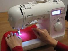 Brother Innovis, Projects To Try, Sewing, Youtube, Crafts, Embroidery, Dressmaking, Couture, Stitching