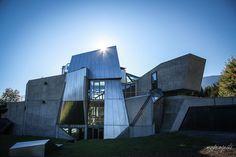 Beeindruckende Architektur: Günther Domenigs Steinhaus am Ossiacher See