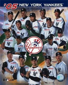 2005 New York Yankees