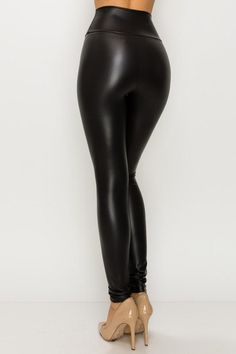 Faux Leather Leggings, Leather Pants, Jeggings Outfit, Cute Leggings, Skinny, Clothing, Outfits, Products, Fashion