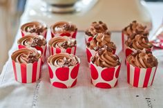 Cup and Cakes: Daimcupcakes